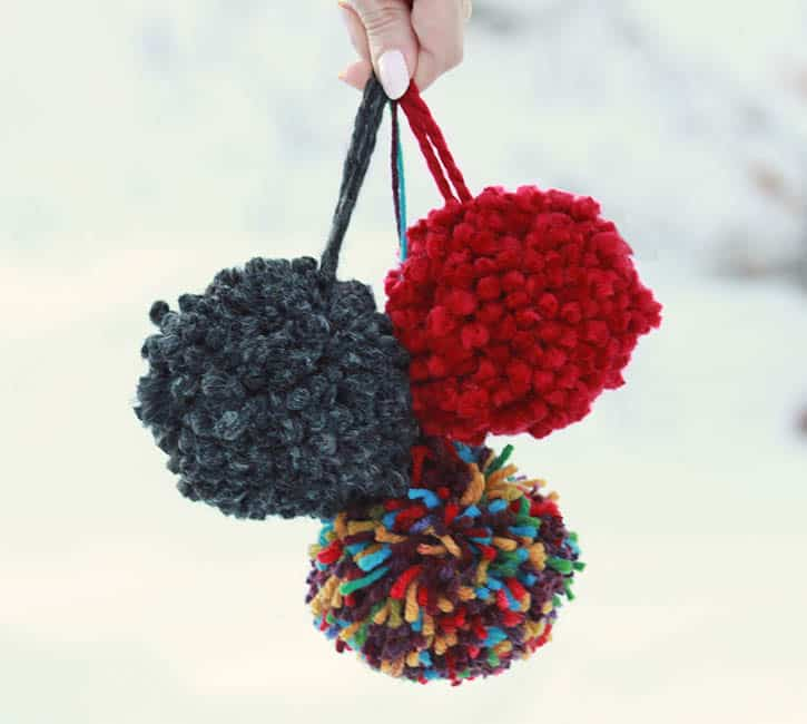 How to Make Perfect Pom Poms - Gina Michele