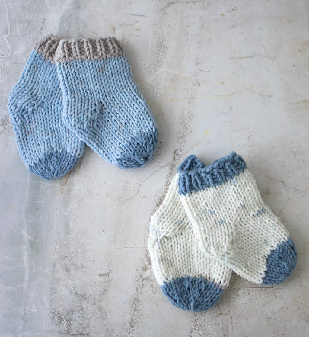 5585a1478 Baby Socks Knitting Pattern- classic cuffed socks that make a great gift!  I m generally not a fan of knitting socks for 2 reasons-  1 Double point  needles ...